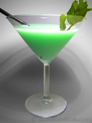 Grasshopper Cocktail Recipe Sweet Cocktails